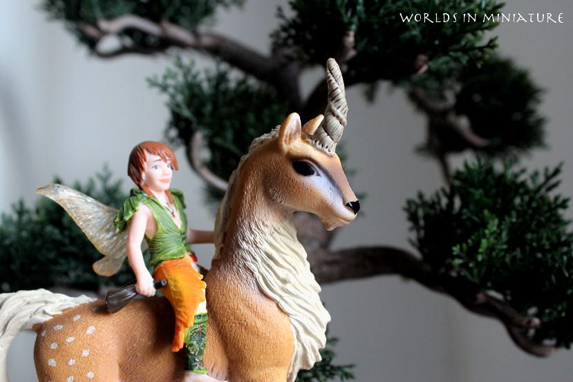 My newest additions: forest unicorns 8417191992_ec895f99f0_b