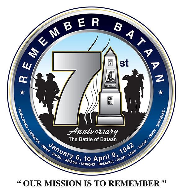 remember bataan 71st logo flickr photo sharing