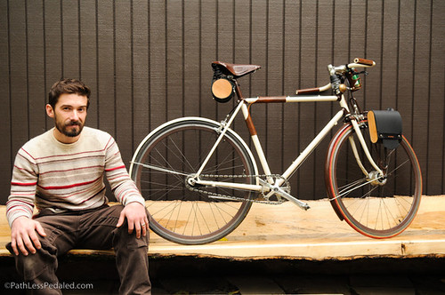 Geoff Franklin, half of Walnut Studiolo
