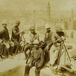 British Heliographs in 1882 - Citadel of Cairo (Crop)