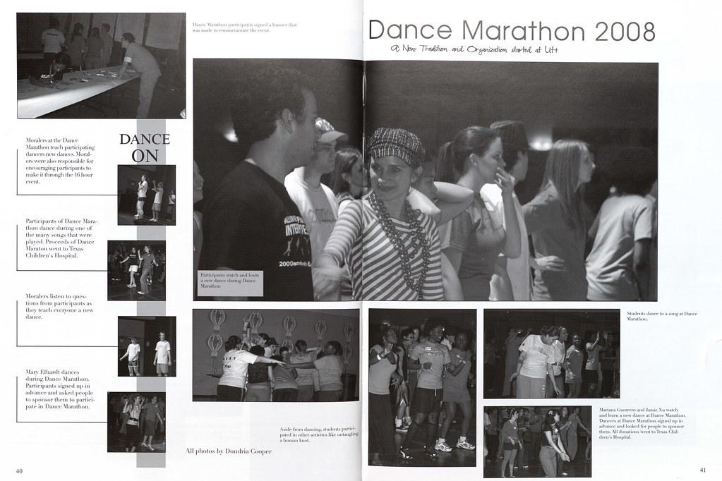 Dance Marathon 2008