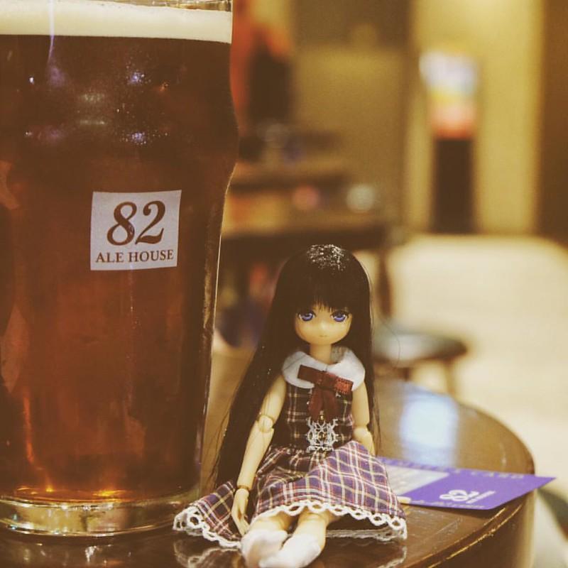#秋葉原 #アキバ #ビール #ドール #パブ #akihabara #akiba #pub #beer #doll
