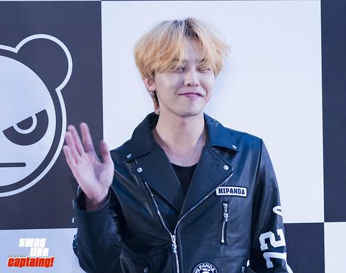 G-Dragon HIPANDA HQs Shanghai 2015-08-31 (1)