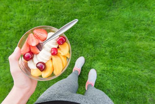 dieta y nutricion para corredores