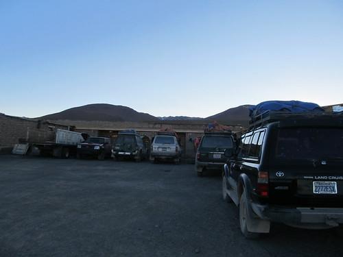 Le Sud Lipez: notre hostal près de la Laguna Colorada
