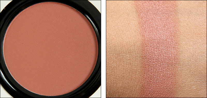 IsaDora bare berry perfect blush