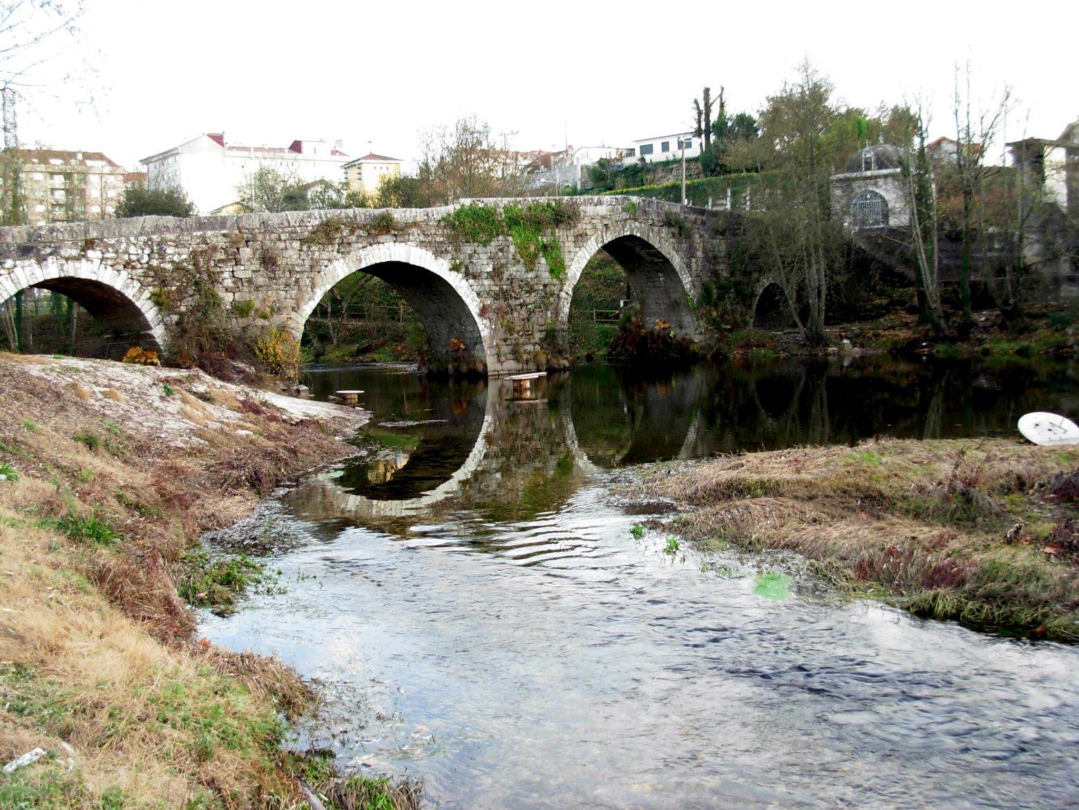 Ponte sobre o Río Tea, Ponteareas