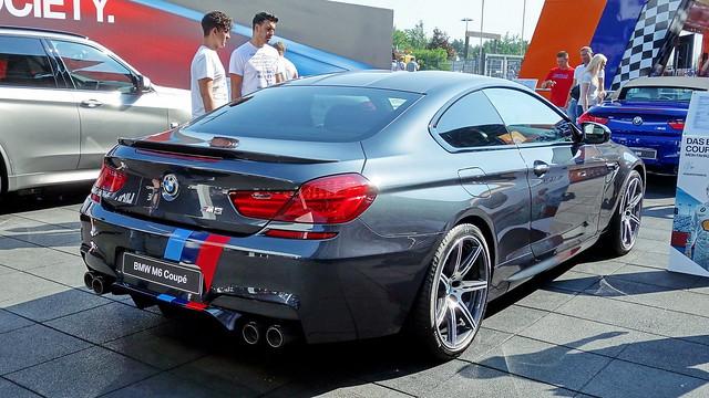 BMW M6 Coupé (F13)