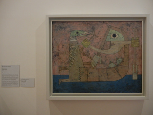 DSCN2839 _ Consciousness of Shock, Victor Brauner, 1951, Collezione Peggy Guggenheim, Venezia, 15 October