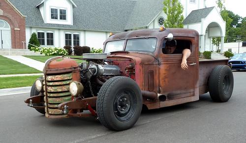 Federal Truck Rat Rod