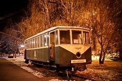 'Az első villamos már elindult felénk, csilingel, amerre jár...'