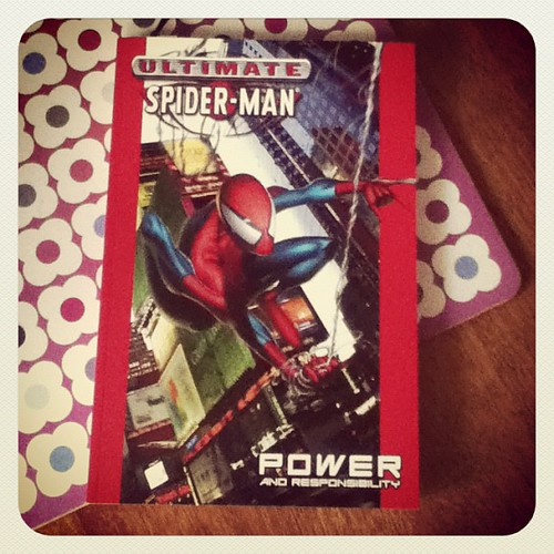 Next in my to-read pile! #SpiderMan #comics