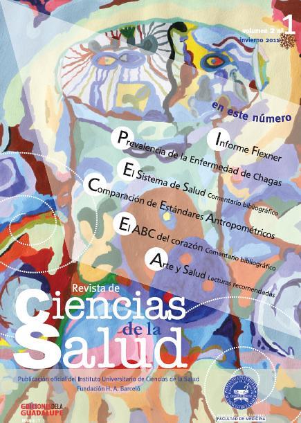 Concurso de Pintura 2010, portada de revista institucional