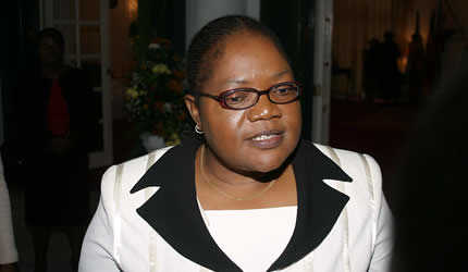 Republic of Zimbabwe Vice President Joice Mujuru has spoken out against the attempted marginalization of the Southern African state in the international diamond market. Despite its wealth in gems, the country remains under imperialist sanctions. by Pan-African News Wire File Photos