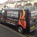 Worthing Gas Services - Van Wrap and Branding