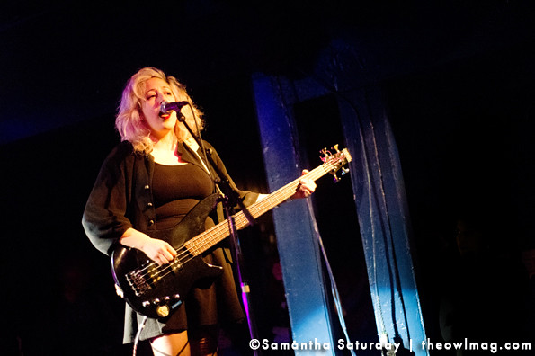 Grass Widow @ The Echo, Los Angeles 12/9/12