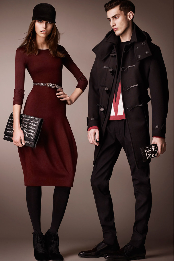 Charlie France0293_Burberry Prorsum's Pre-Fall 2013 Collection(Homme Model)