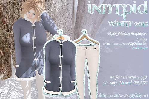 Intrepid Winter 2012 Black Market Exclusive