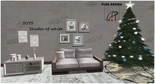 CLEO DESIGN-Shades of white