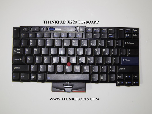 ThinkPad X220 Keyboard