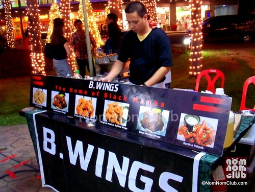 B. Wings creates a unique mix of buffalo wing variants