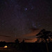 Meteorotic Camping by Fort Photo