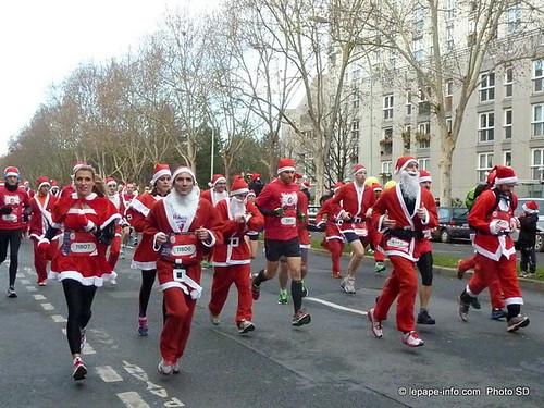 Corrida de Noel (Francia)