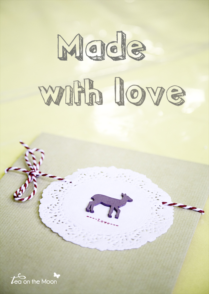 made with love wrap presents