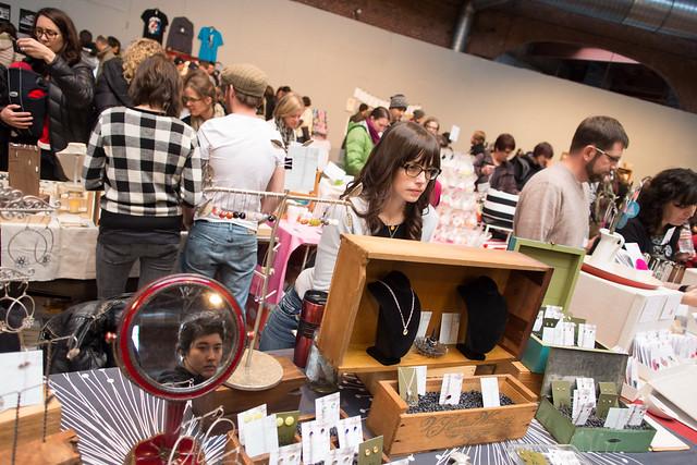 Bazaar Bizarre Boston 2012