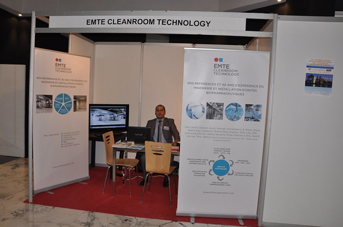 Presence at two pharmaceutical conferences in Morocco and Algeria