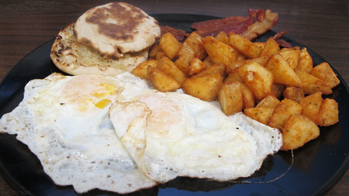 Second Breakfast by Coyoty