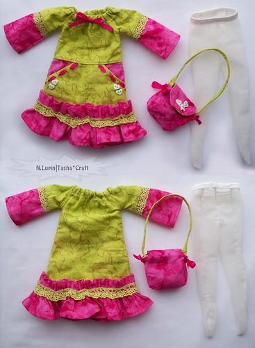 Техническое, платье