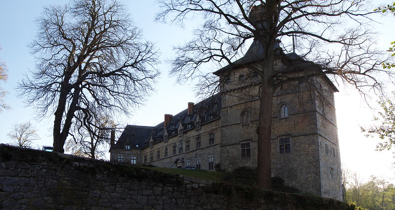 Chimay: Château