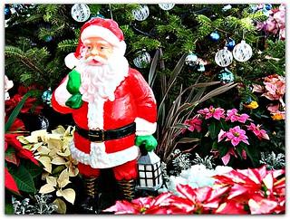 Santa arrived early!