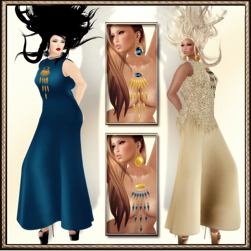 A&A Fashion TDR Fusion 2 Long Dress All