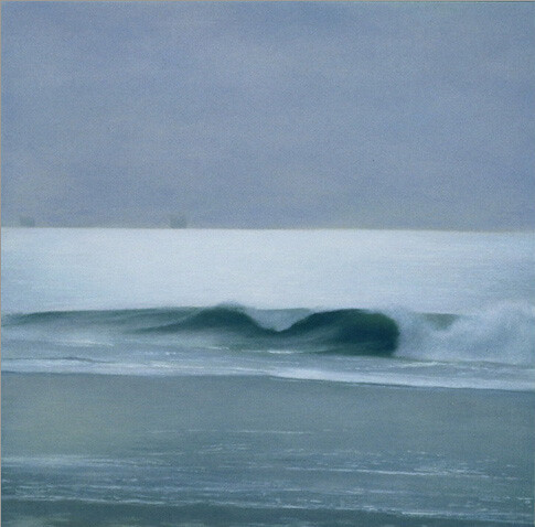 Pamela Kendall Schiffer, Wave Lavender Light, 2007