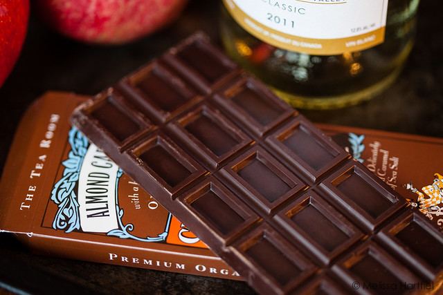 Tea Room Almond Caramel Chocolate Bar