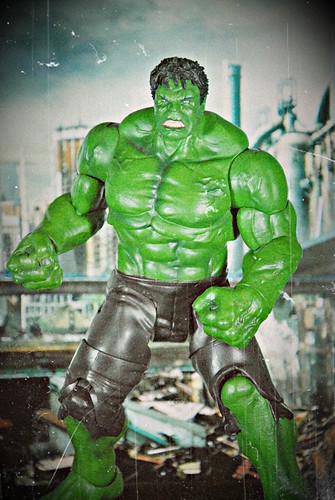 Marvel Select Movie Avengers' Hulk