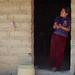 Juana en su casa; San Miguel Piedras, Distrito de Nochixtlán, Región Mixteca, Oaxaca, Mexico por Lon&Queta