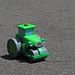 Small photo of Road roller