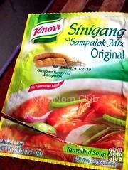Knorr Sinigang sa Sampalok Mix