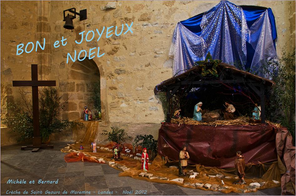 SGM- cartes Noel 2012