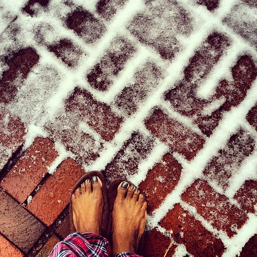 Just a dusting. But we'll take it! #christmas #fromwhereistand