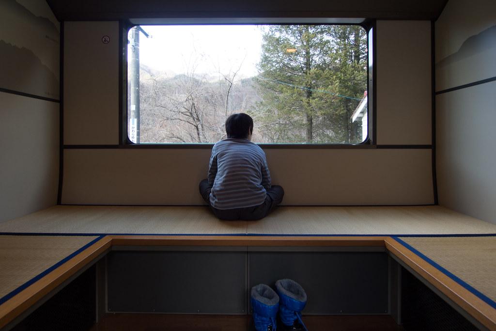 リゾートやまどりの畳部屋 2012/12/24 OMD42609