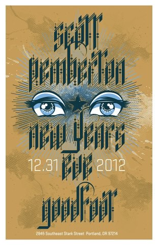 Portland New Year's Eve @ The Goodfoot