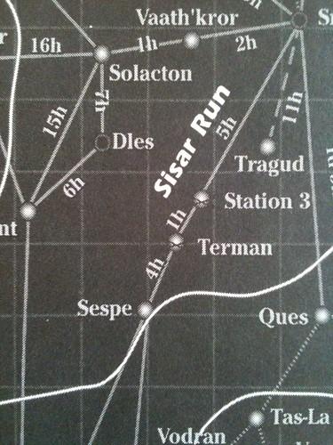 Sisar Run + Sespe