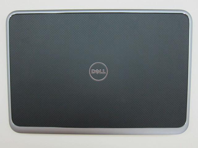 Dell XPS 12 - Top View