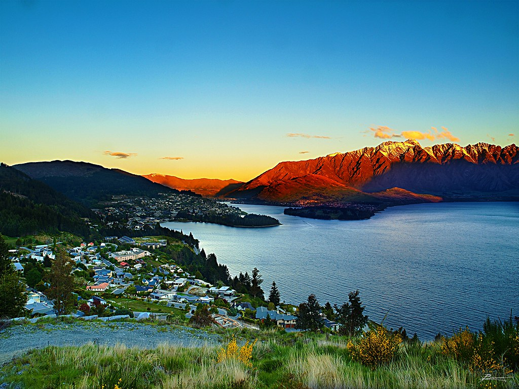 Southern Scenic Route Roadtrip in New Zealand