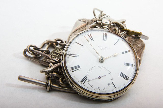 Still Life - Pocket Watch