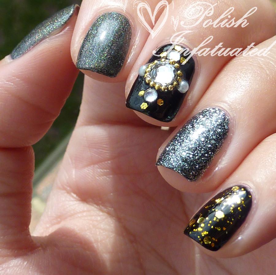 NYE manicure5